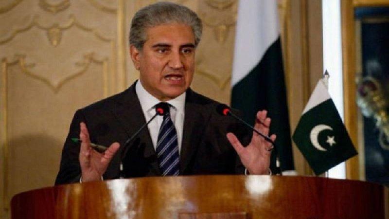 گزارش توییتری وزیر خارجه پاکستان از دیدار با امیرعبداللهیان