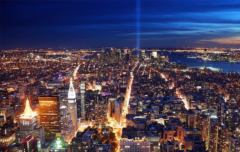 تاریکترین آسمان شهرها در ۲۰۲۰ رقم خورد