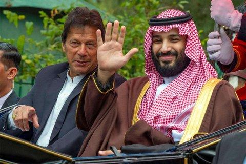 بن سلمان؛ اقدامات تروریستی در ایران، گرفتن نشان از پاکستان!