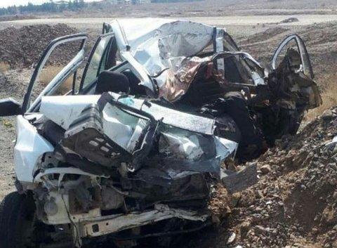 ۸ کشته و زخمی در حادثه رانندگی محور سمیرم - یاسوج