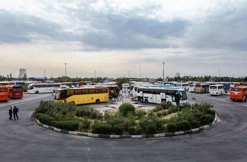 احداث ترمینال خودروهای سنگین در بروجرد