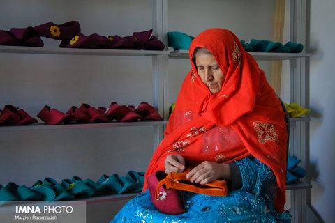 زنان روستای بارده