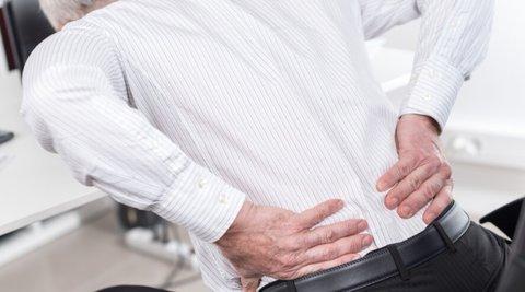 مهمترین عامل کمر درد شناسایی شد