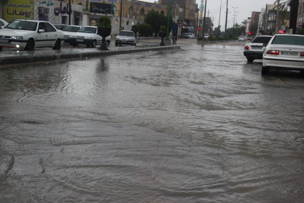 طرح مدیریت روانآبهای شهری در اصفهان بررسی میشود