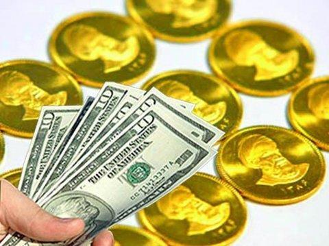 تداوم روند افزایشی دلار و سکه امامی امروز ۱۳ تیرماه +جدول