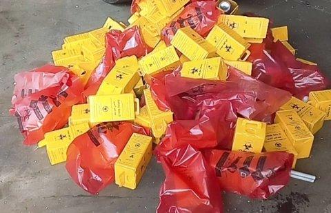 آغاز جمعآوری جعبههای ایمن مخصوص پسماندهای ویژه خانگی