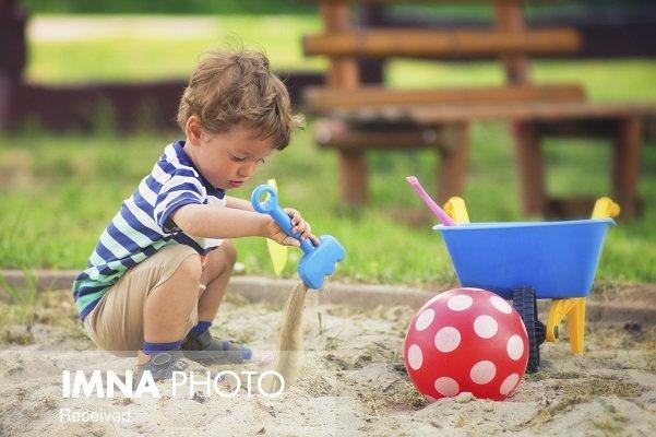 لزوم ایجاد خلاقیت در بازیهای کودکان در نوروز
