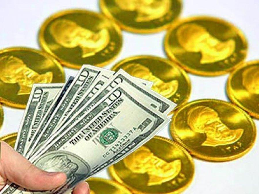 سکه امروز ۱۱ دی کاهشی شد و دلار افزایشی ماند+جدول