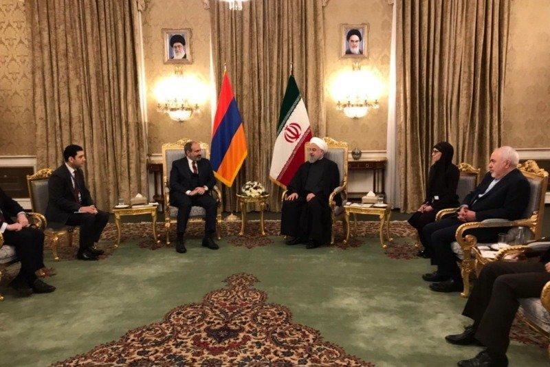 امضای ۲ سند همکاری مشترک میان ایران و ارمنستان