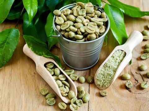 قهوه سبز چه خواصی دارد؟