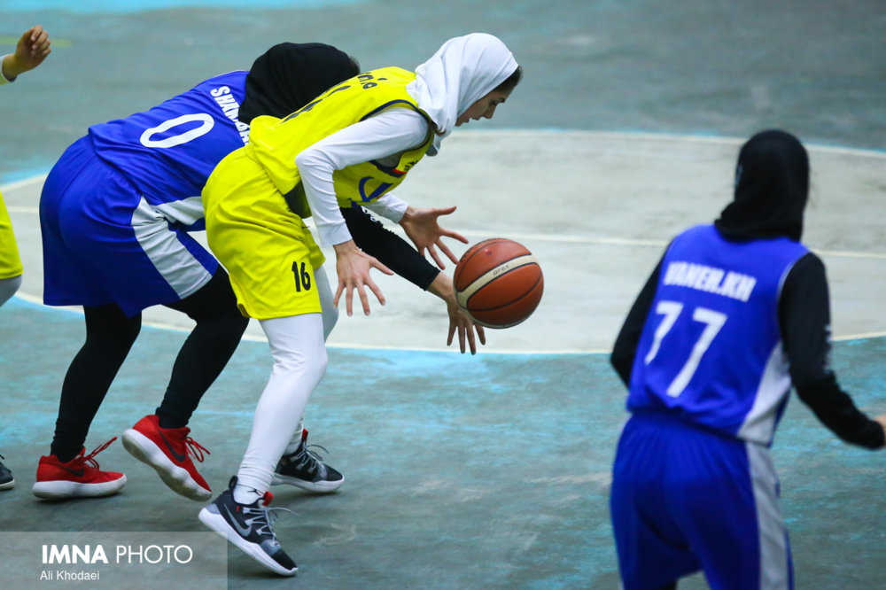 برنامه دیدارهای معوقه لیگ برتر بسکتبال زنان اعلام شد
