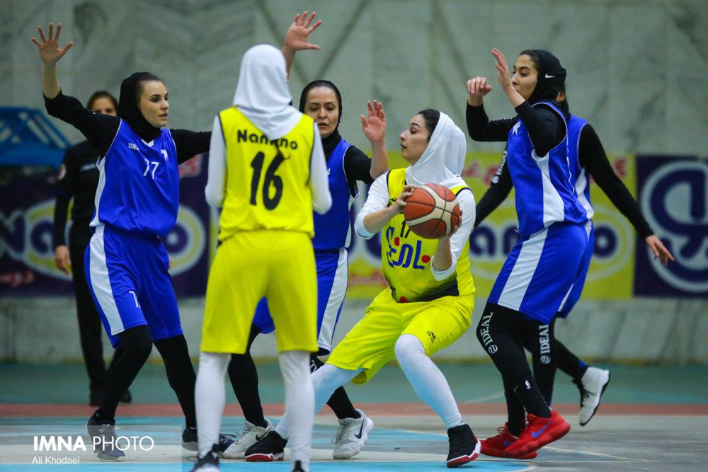 لیگ برتر بسکتبال بانوان فردا قرعهکشی میشود