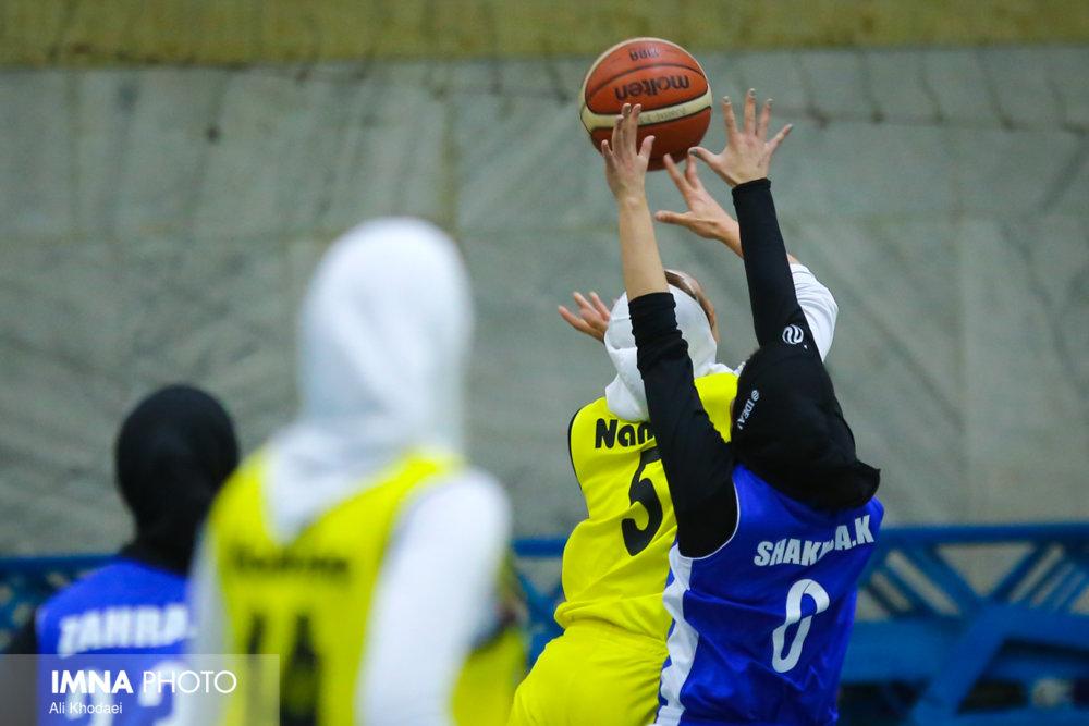پیروزی دختران گرگانی مقابل مولتی کافه