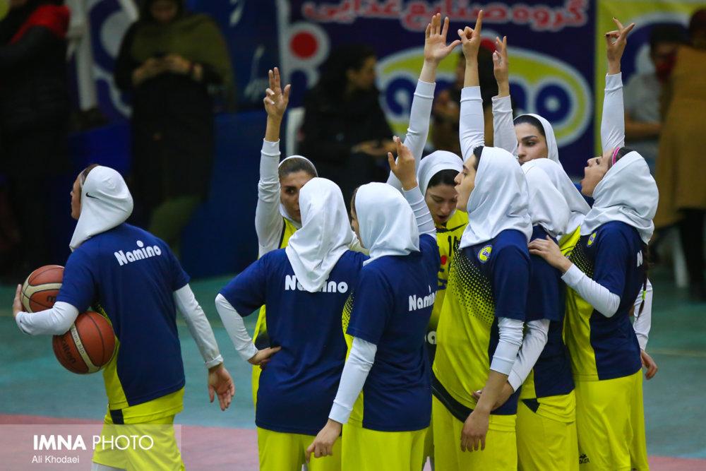 مراسم قرعهکشی لیگ برتر بانوان برگزار شد