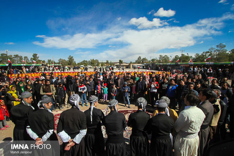 جشنواره فرهنگی ورزشی بازیهای بومی محلی
