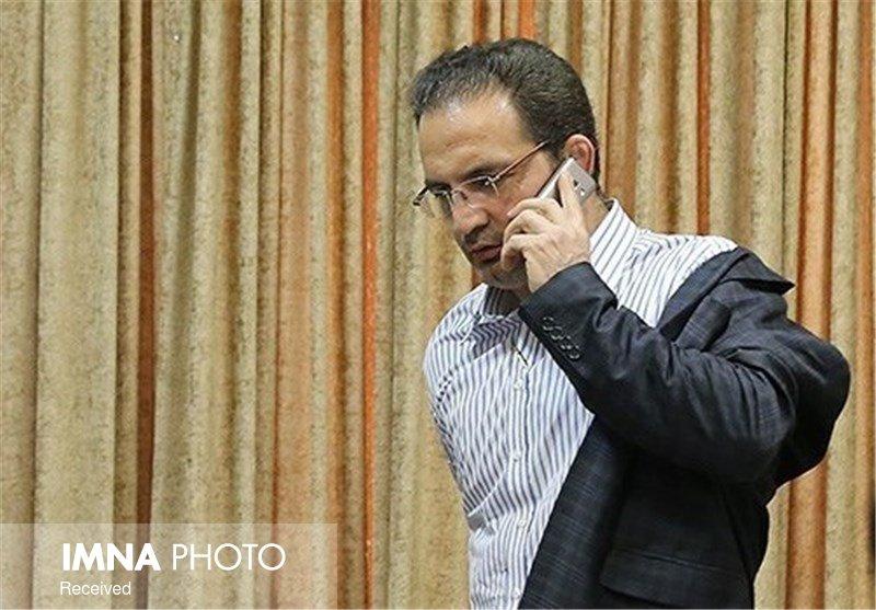 خادم از معاونت وزارت ورزش استعفا کرد