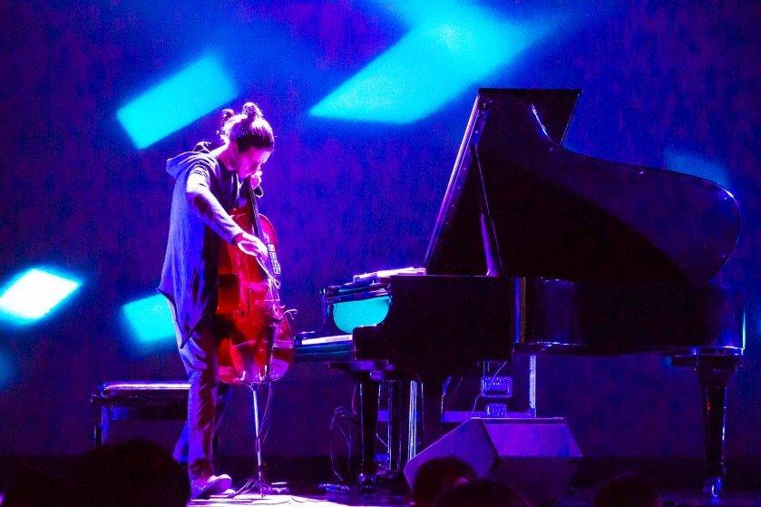 Sebastian Plano on Iran's stage
