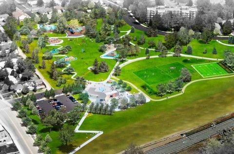 بهبود وضعیت فضای سبز شهری اردکان