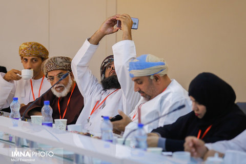 نشست و بازدید سرمایه گذاران عمانی از شهرک علمی تحقیقاتی اصفهان