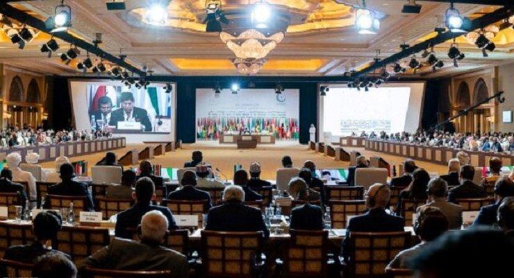 نشست مجازی وزیران خارجه سازمان همکاری اسلامی درباره فلسطین