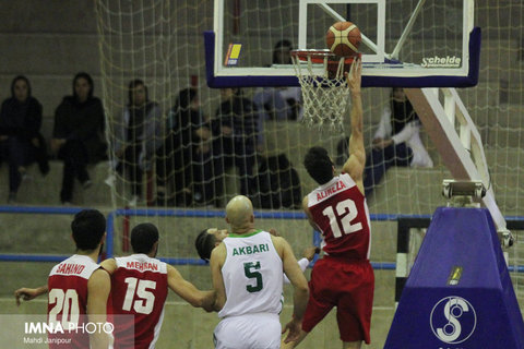 انتخاب مربی جدید تیم بستکبال شهرداری گرگان