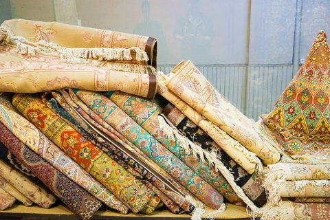 Restoration of Tabriz Historic Bazaar Started