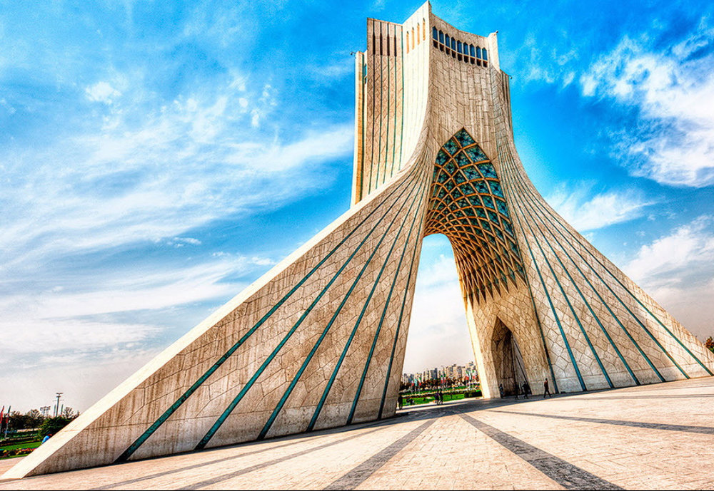 Freedom at heart of Tehran