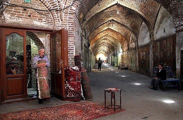 Bazaar of Tabriz