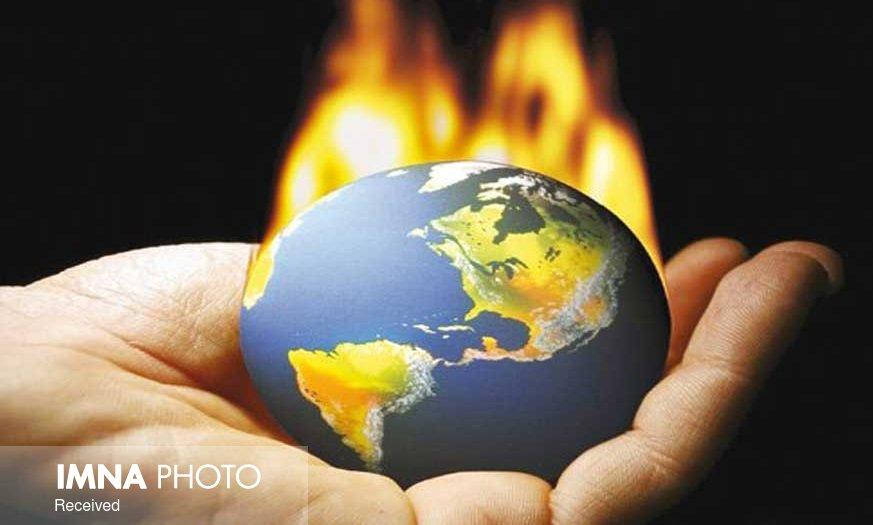گرمایش جهان با سرعت و مقیاس بی سابقه ای در حال وقوع است