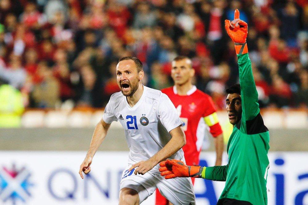 مربی پاختاکور: حضور پرسپولیس در فینال آسیا برتری خاصی به آنها نمی دهد