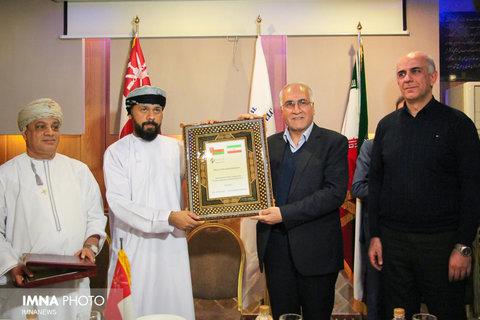 نشست شهردار اصفهان با هیئت تجاری صنعتی از کشور عمان