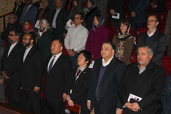 The Screening of Japanese Titles at Kiarostami Hall
