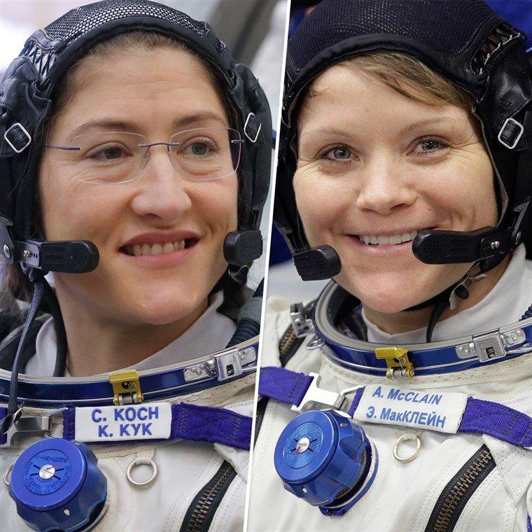 دنیا در انتظار نخستین راهپیمایی فضایی زنانه!