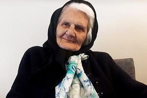 Iran's mother of sculpture passes away