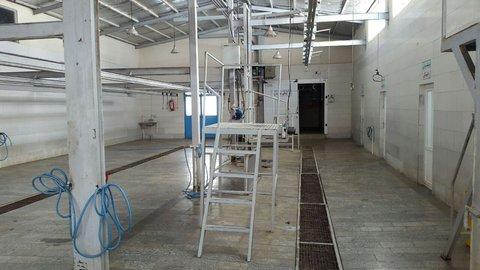 احداث تصفیهخانه پساب ذبح دام در زرین شهر/فعالیت واحد تولید پودر خون در کشتارگاه