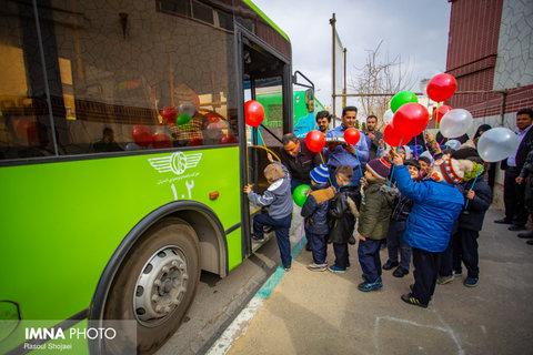 فعالیت ۱۵۰ دستگاه اتوبوس غیرمجاز در قم