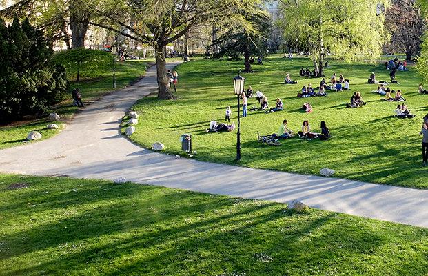 حفظ فضاهای سبز وین برای نسلهای آینده
