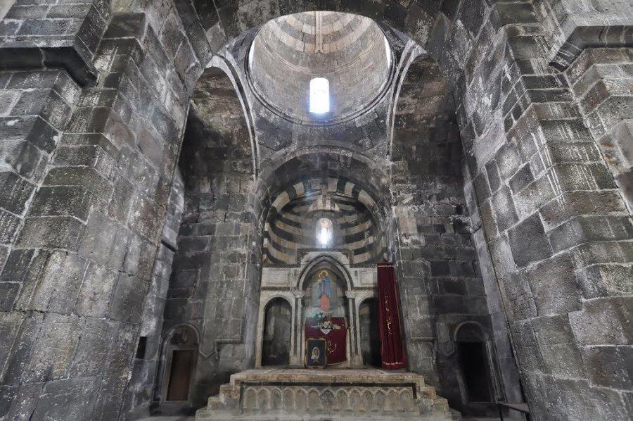 رونمایی از تمبر یادبود کلیسای تادئوس مقدس