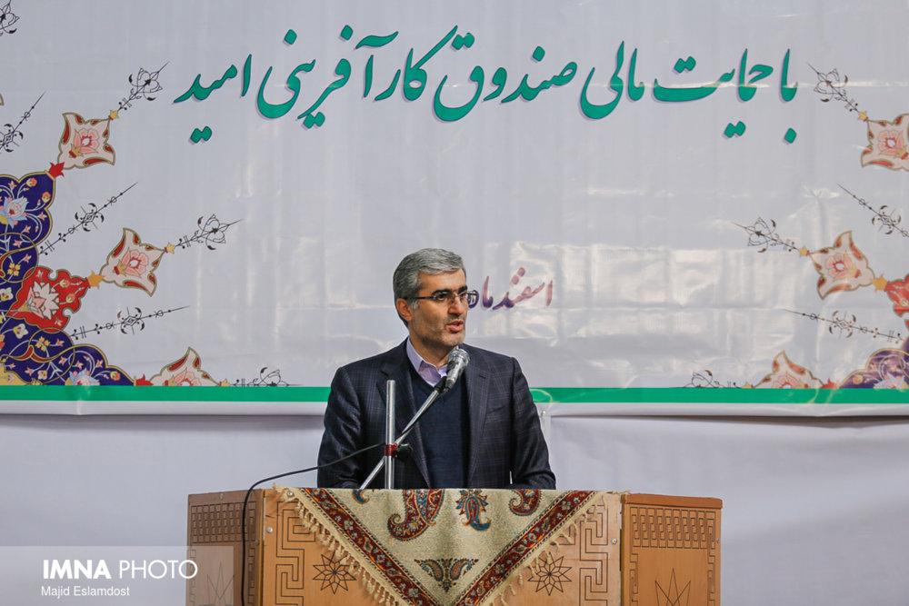 دامداریهای تعطیل شرق اصفهان احیا می شود