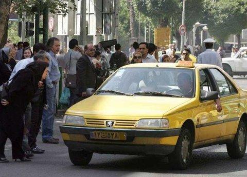 ۲ هزار تاکسی فرسوده مشهد با شرایط ویژه نونوار میشود