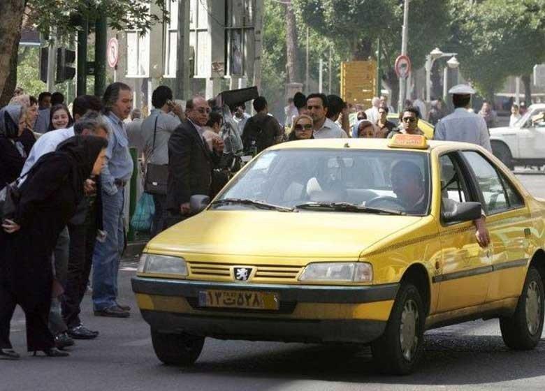 پرداخت الکترونیکی کرایه تاکسی در اصفهان