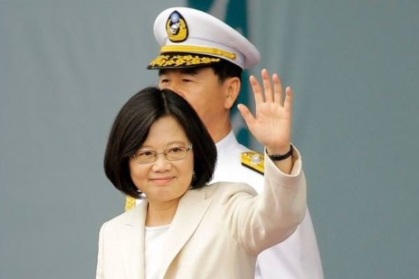 تسای اینگ؛ نخستین رییس جمهور زن تایوان