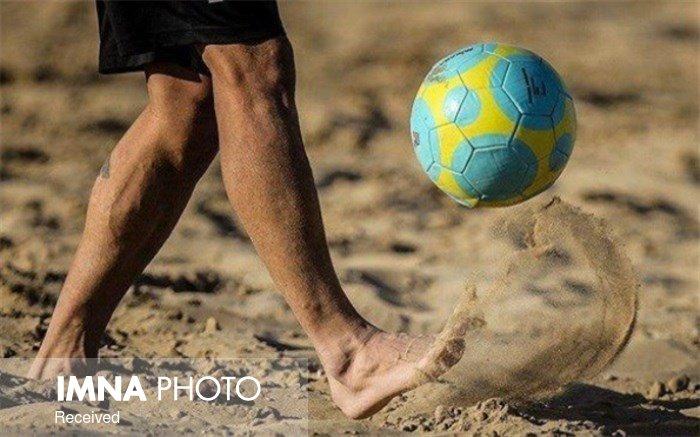 برنامهریزی فدراسیون فوتبال درست نبود/ اصفهان پتانسیل زیادی در فوتبال ساحلی دارد