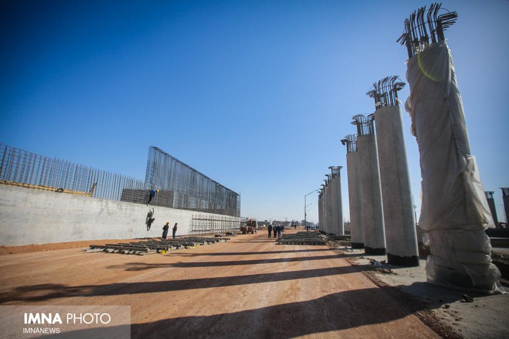 انعقاد ۳۱۲ میلیارد تومان قرارداد برای اجرای حلقه حفاظتی اصفهان
