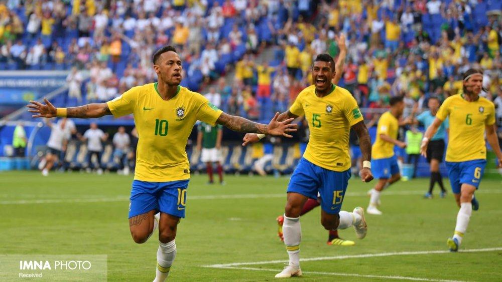 شکستناپذیر مثل برزیل