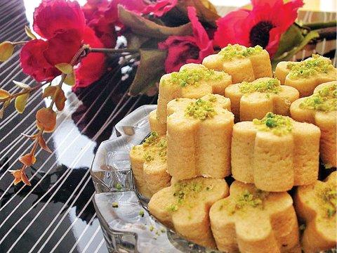 رونق عیدانه شیرینیهای ارزانتر