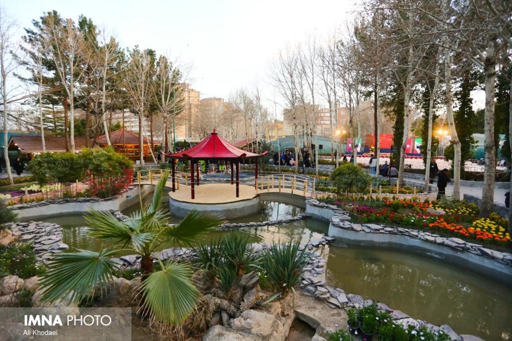 بازار گل و گیاه همدانیان تعطیل شد
