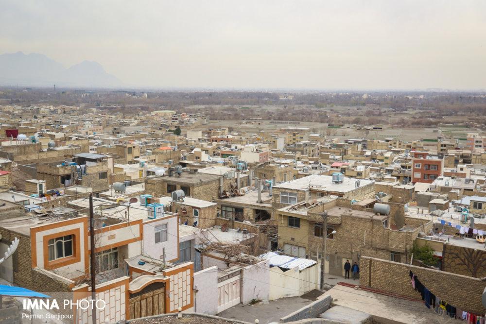 سهم هر منطقه در توسعه متوازن شهر
