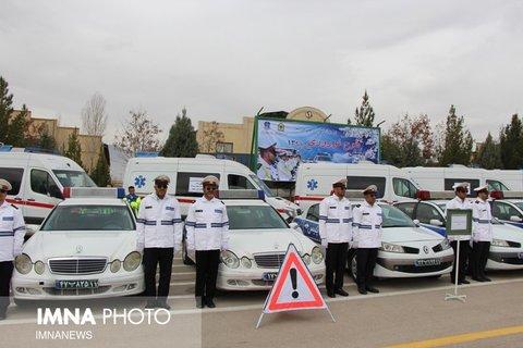 آمادهباش ۴ هزار نیروی پلیس در رزمایش نوروزی اصفهان