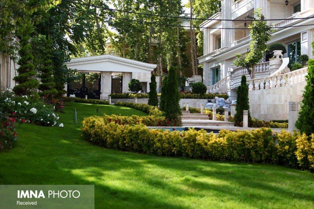 تملک ۱۸ باغ در دوره شورای پنجم تهران